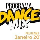 PROGRAMA DANCE MIX - JANEIRO 2018 - SEMANA 04.
