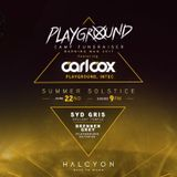 "Carl Cox at ""Playground Fundraiser"" @ Halcyon SF (San Francisco - USA) - 22 June 2017"