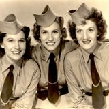 The Andrews Sisters Radio Show  with Bing Crosby, Gabby Hayes  /  12.31  1944