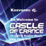 Kosvanec dj. - Invitation To The Castle of Trance