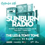 Sunburn Radio (9.27.18) Hosted by DJ KAOS