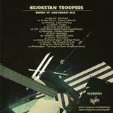 Kojokstan Troopers - Reefers 1st anniversary