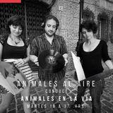 Animales al aire 1 - Invitado Benjamín Furman
