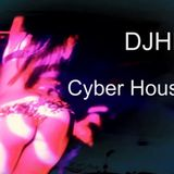 Cyber House Mix 12 DJHH Techno 2012