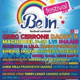 Greenslash Dj's set @ Be-In Festival (part2)