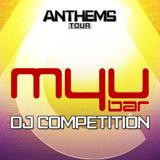 Myu Bar DJ Competition 2013 v2