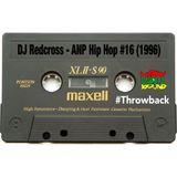 #throwback DJ Redcross (Crossfire from Unity Sound) ANP Hip Hop #16 - 1996