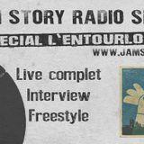 JAM STORY #34 - L'entourloop (live complet)