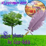 La plume de l'au-delà 10 Septembre 2014