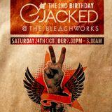 Jacked 2nd Birthday - Noel D. (live @ The Bleachworks pt. 1)