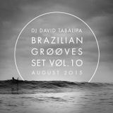 Brazilian Grooves Set Vol. 10 - August 2015