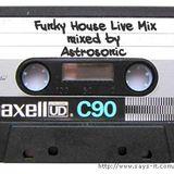 Funky House Live Mix