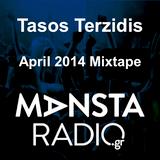 Tasos Terzidis - Mansta Radio April 2014 Mixtape