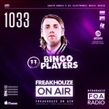 Freakhouze On Air 1033 ● Bingo Players