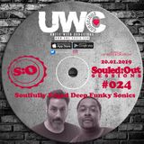 20.01.2019 Souled:Out Sessions - UWC Radio