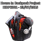 HIBPK001 - House In Backpack Project - 23/07/2015