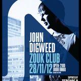 Ohrwurm pres. Alam & Victor G (warmup for John Digweed) @ Zouk KL -28Nov2012