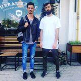 Андрій Баштовий і Марк Лівін (The Village Україна)   Monday Talks   Urban Space Radio