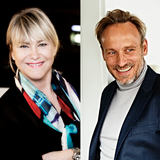Episode 12 med Christine Feldthaus & Rasmus Botoft