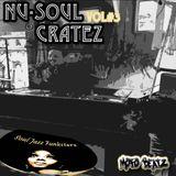 Soul Jazz Funksters - DJ Mofo Guest mix - Nu-Soul Cratez Vol 3