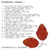 DJ A. Myllykoski - Forgotten Leaves