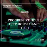 PROGRESSIVE HOUSE DEEP HOUSE DANCE TECH 18-11-2018