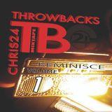 "ThrowbackMix Vol.1   ""Reminisce"""
