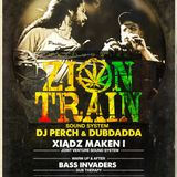 Zion Train (perch + Dubdadda) Live at Nowy Andergrand, Olstyzn, Poland 2014