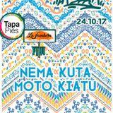 La Selva Radioshow - 24.10.2017: Nema Kuta - Moto Kiatu