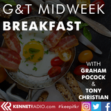G&T Midweek Breakfast Show - 16th October 2019
