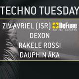 Ziv Avriel - WIOYM - Techno Tuesday - 04.08.2015