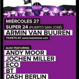 Armin van Buuren - Live @ A State of Trance 600 Guatemala City (27.03.2013)