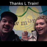 Saint Rob Guest Spot on Radio Ninja 88.1 FM WMBR Cambridge, MA, USA - with L Train