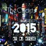 DJ NYC3E - The Charts #Yearmix #2015