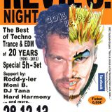 Revil O Night, 1 Std Tana und dann 5 Std Revil O in the Mix 28.12.13 Engel07 Hannover