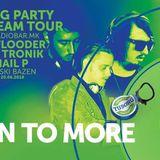 Disko Tronik & Mihail P (Tuborg Party Livestream Tour Vol.2) Radiobar.mk 20.06.2018