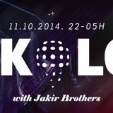 Jakir Brothers @ Kameleon Club 11.10.2014