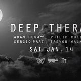 Trevor Walker Deep Therapy @ Mercury Lounge January 2017