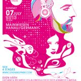 Nina Kravitz - Live @ Love Family Park (Germany) 2013.07.07.