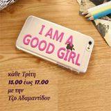 """I am a good girl"" Oct 4th 2016"