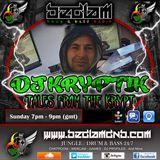 Liquid Drum n Bass Show - Dj Kryptik - www.bedlamdnb.com 11-06-17