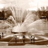 January 19 - February 2, 2018 Seattle Center International Fountain Mix