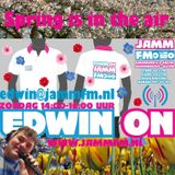 "14-4-2019 "" EDWIN ON "" The JAMM ON Sunday met Edwin van Brakel op Jamm Fm"