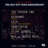 Trilogy 6th year Anniversary @ TBA Brooklyn, Todd Fatjo Dj Set