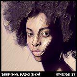 DEEP SOUL RADIO SHOW – EPISODE 37