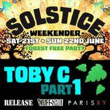 Solstice Weekender 2014 - Toby C - Part 1