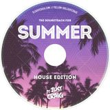 The Soundtrack For Summer - House Edition