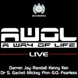 J.Bo Tape #14: AWOL - A Way Of Life Live @ Ministry Of Sound - 1995