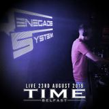 Renegade System Live at Glow, Time Belfast 23rd August 2019