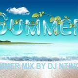 DJ NTINOS SUMMER MIX 2017